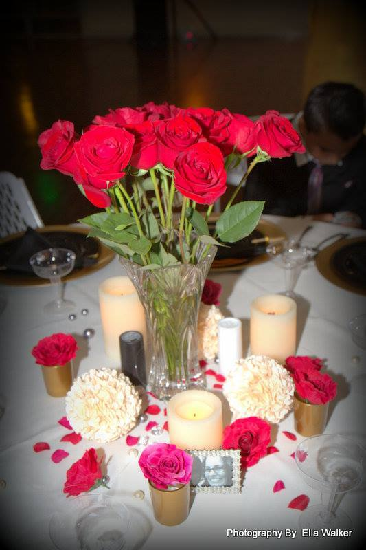 Classy Table Setting on a Budget