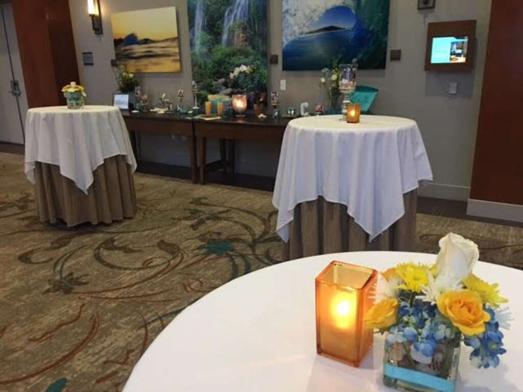 Decorations for Celebration of Life | Eternally Loved